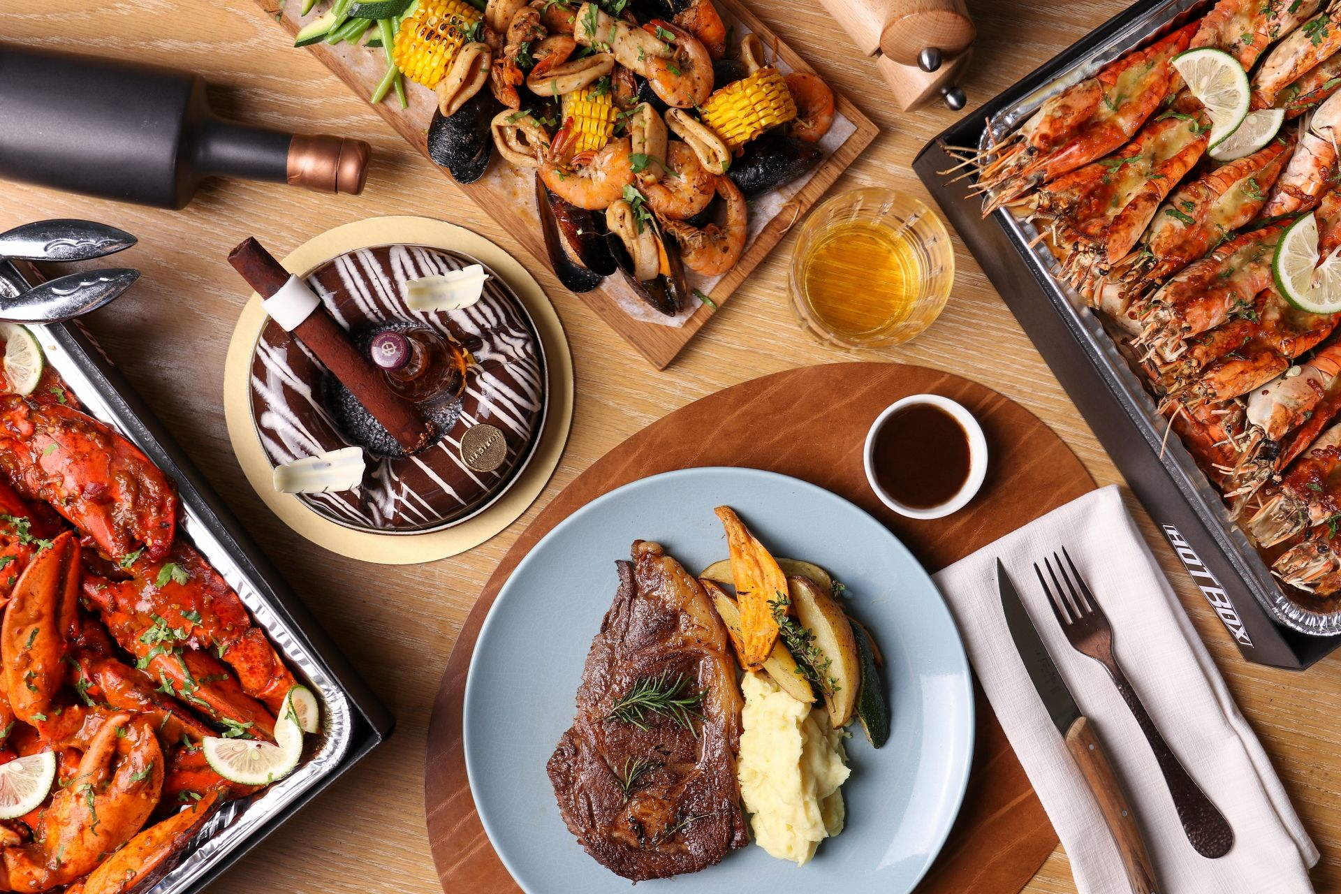 Father's Day 2021: Why You Should Order Food From Hilton Manila