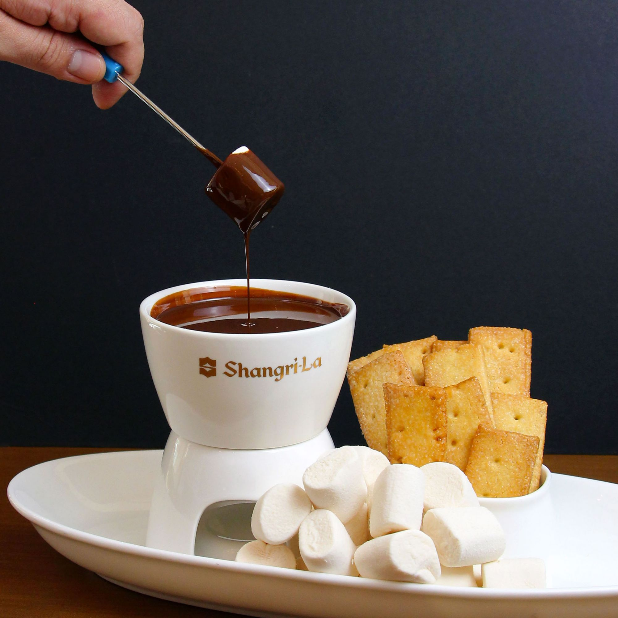From Fondue Kits To Cocktail Sets, Shangri-La At The Fort Solves Your Father's Day Gifting Troubles