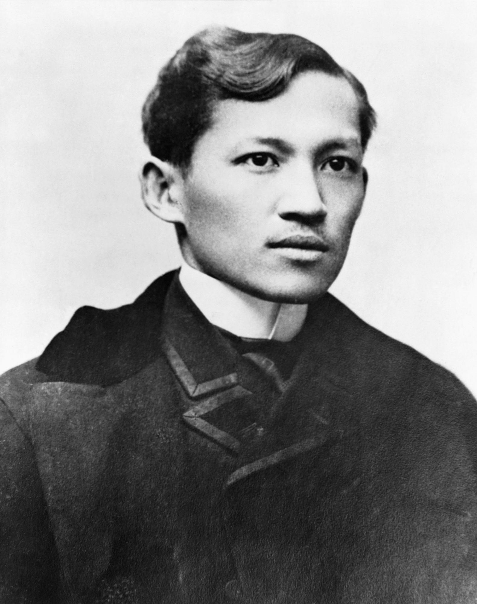 Jose Rizal (1861-1896), Philippine patriot and writer. He advocated reformation of Spanish rule, and was a national hero of the Philippines. He was executed upon his return from exile. (Photo by © CORBIS/Corbis via Getty Images)