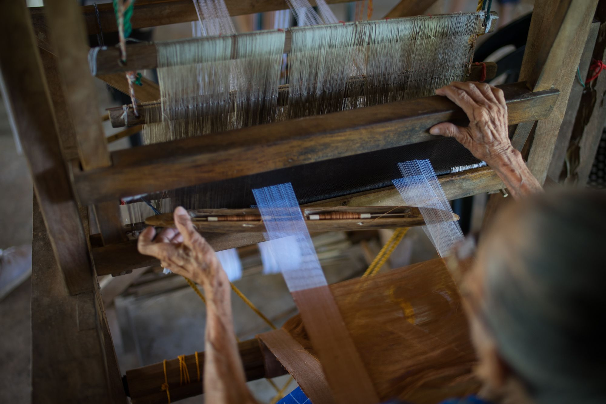 Weaving And Women Empowerment: British Council Partners With Enrique Zobel Foundation And PWU