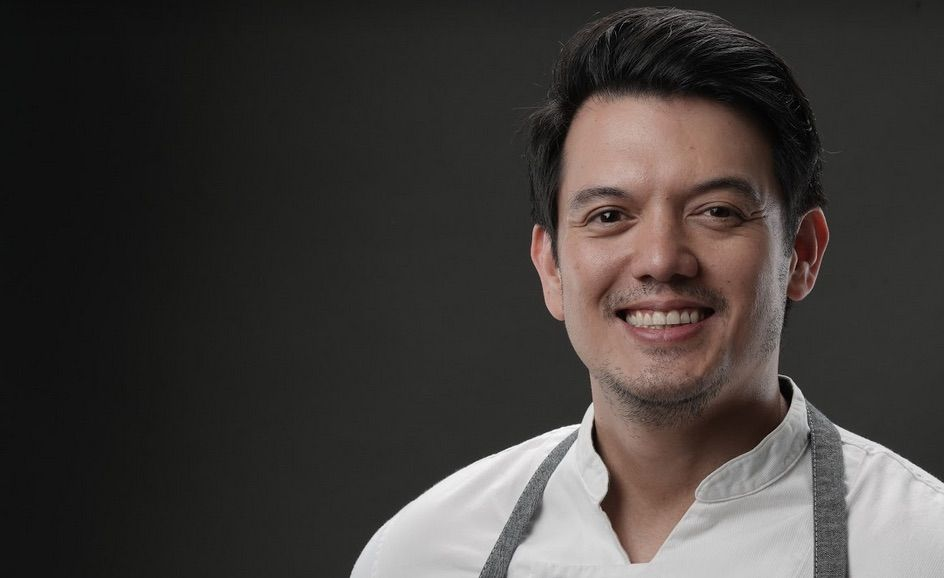 Chef Rob Pengson, Beso Beso