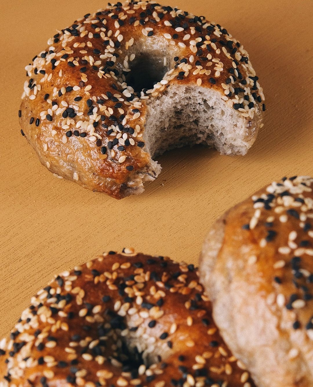 where to buy bagels in makati? Photo by Mad Bagels