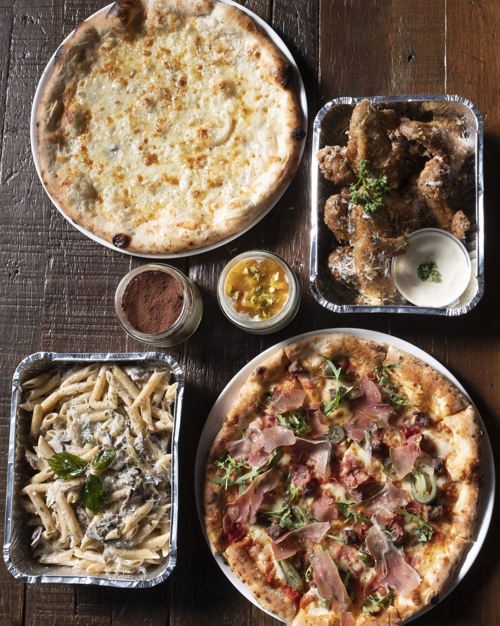 If pizza is the way to your dad's heart, check out Firehouse Pizza's generous 'Pizza for Pops' promotion that's sure to make mouths water.