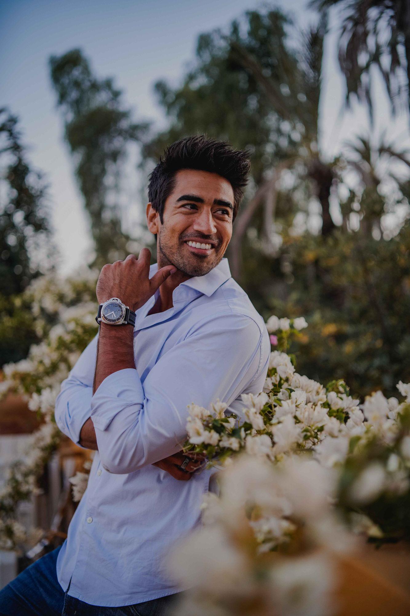 Panerai reveals that its new global ambassador is entrepreneur and Tatler Asia contributing travel editor Jeremy Jauncey