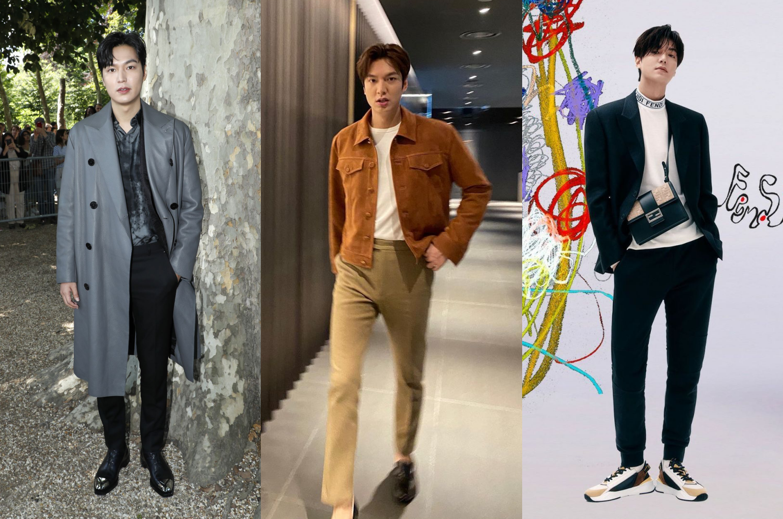 In Photos: 9 Of Lee Min-ho's Best Looks On- And Off-Screen