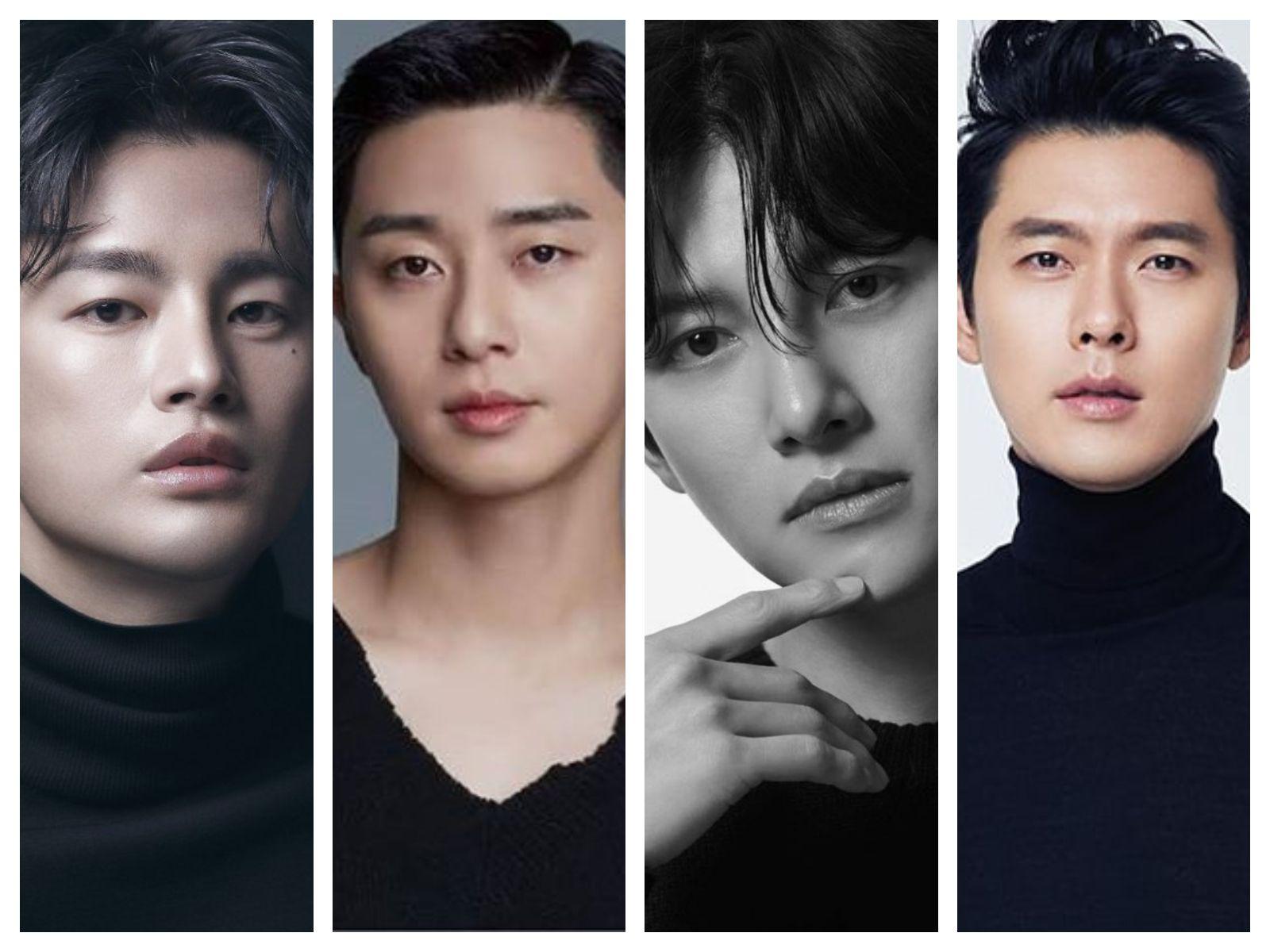 Seo In-guk, Park Seo-joon, Ji Chang-wook, Hyun Bin