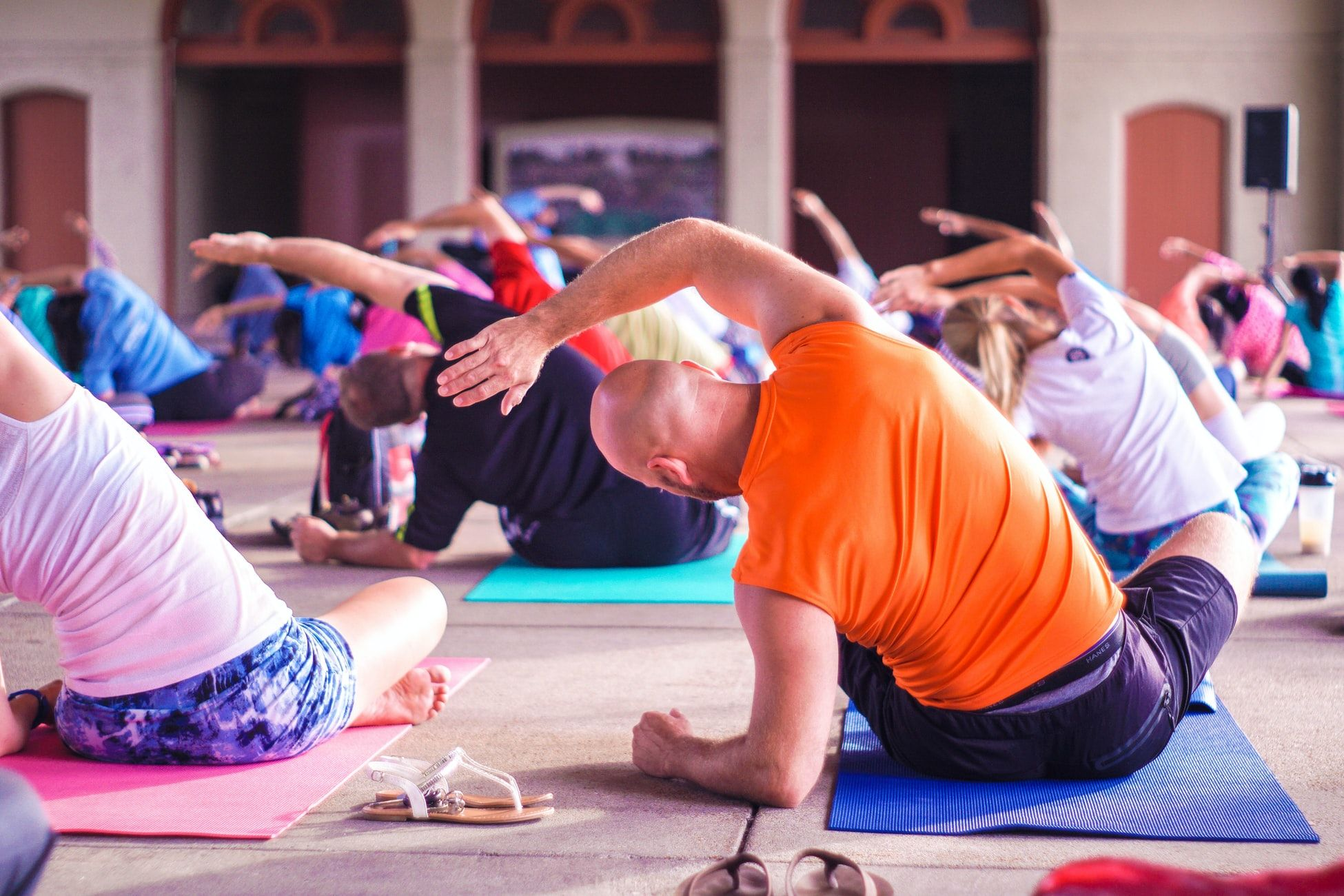 Weight loss Quarantine Routine: 7 Yoga Videos For Weight Loss thumbnail