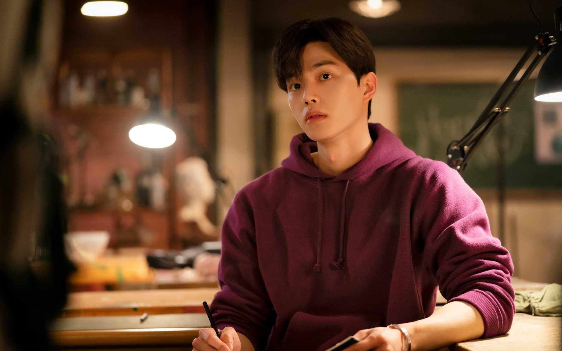 Song Kang | Photo: Nevertheless on Netflix
