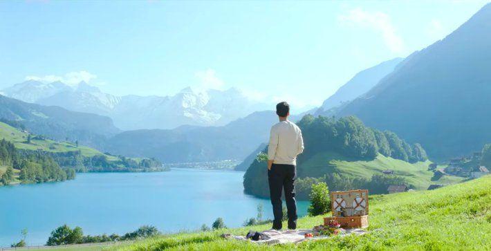 Lake Lungern in Obwalden. Photo: Netflix