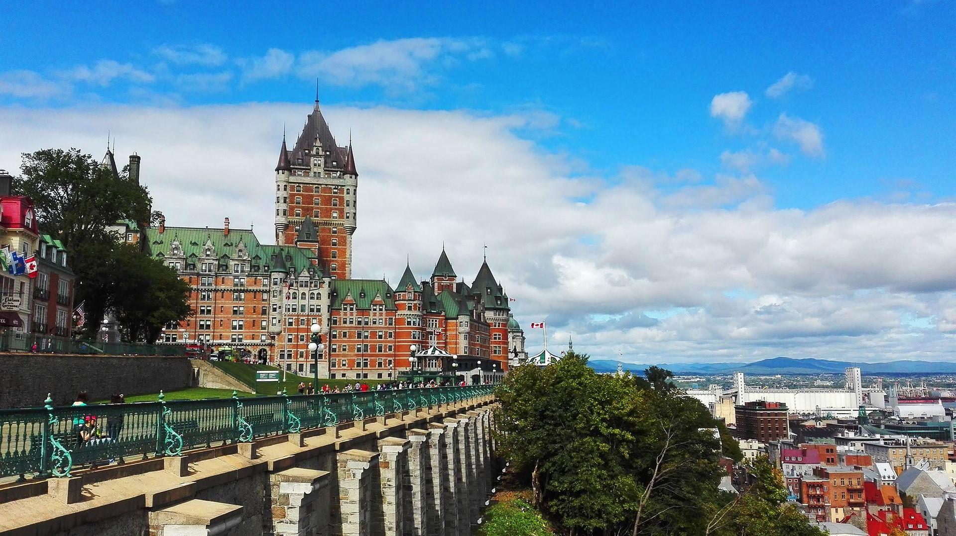 Quebec. Photo: Pixabay