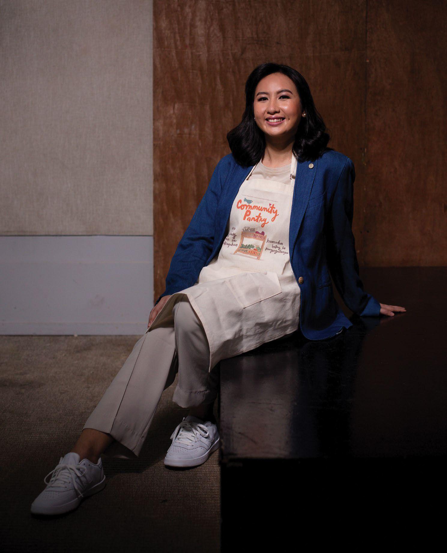 Ana Patricia Non Reveals The Community Pantry's True Purpose