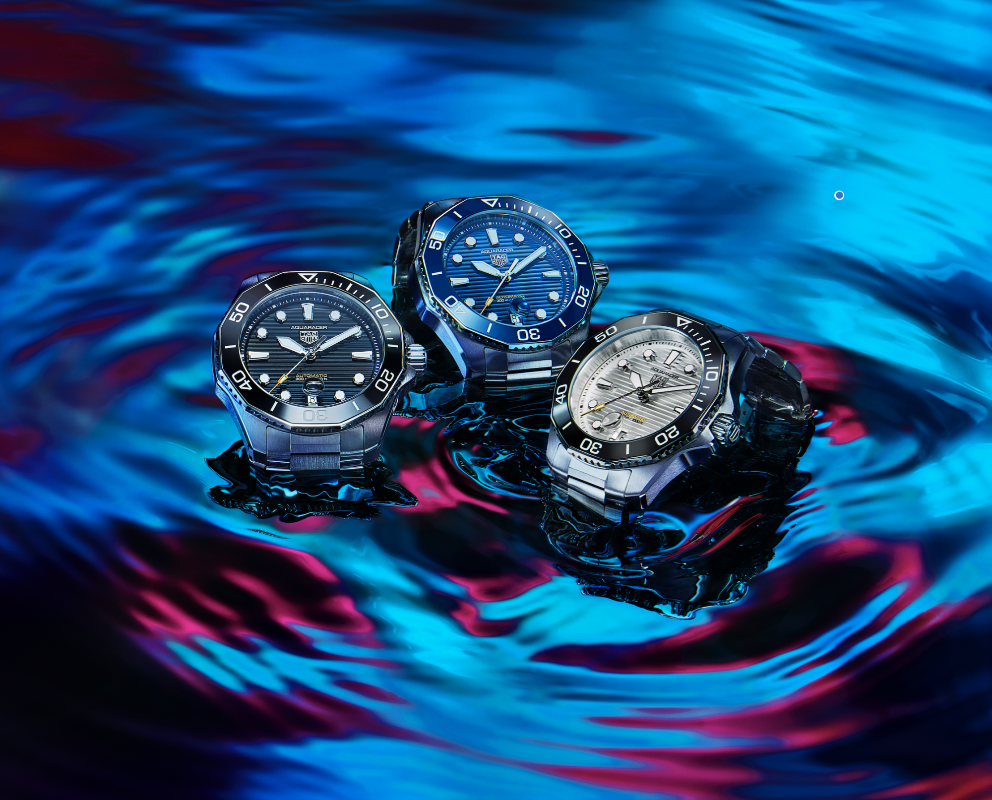 The TAG Heuer Aquaracer Professional 300: A Timepiece That Pushes Boundaries