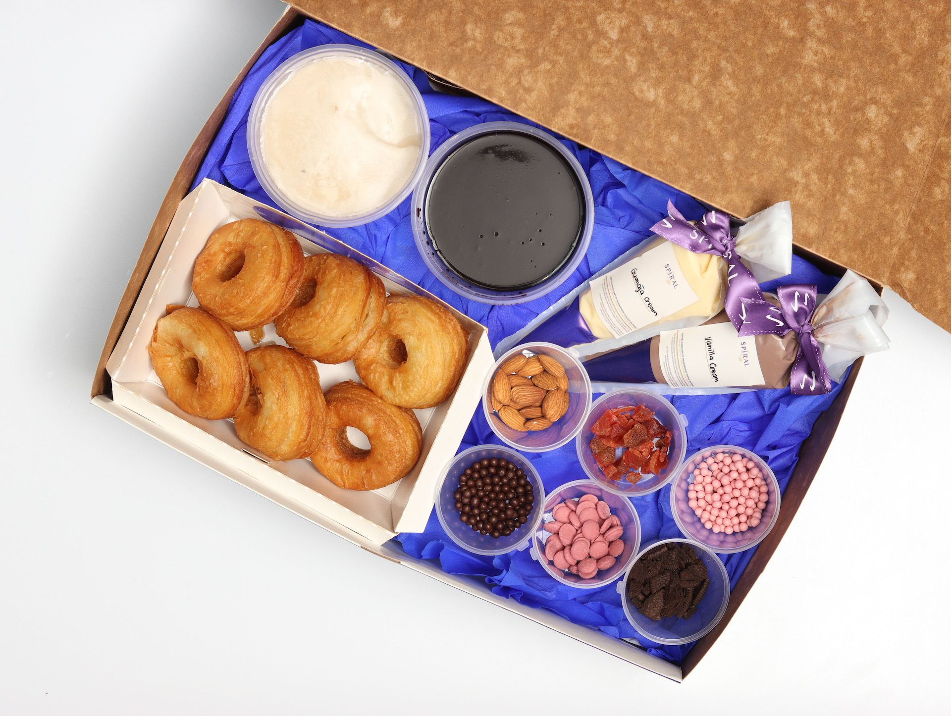 Design your own cronuts