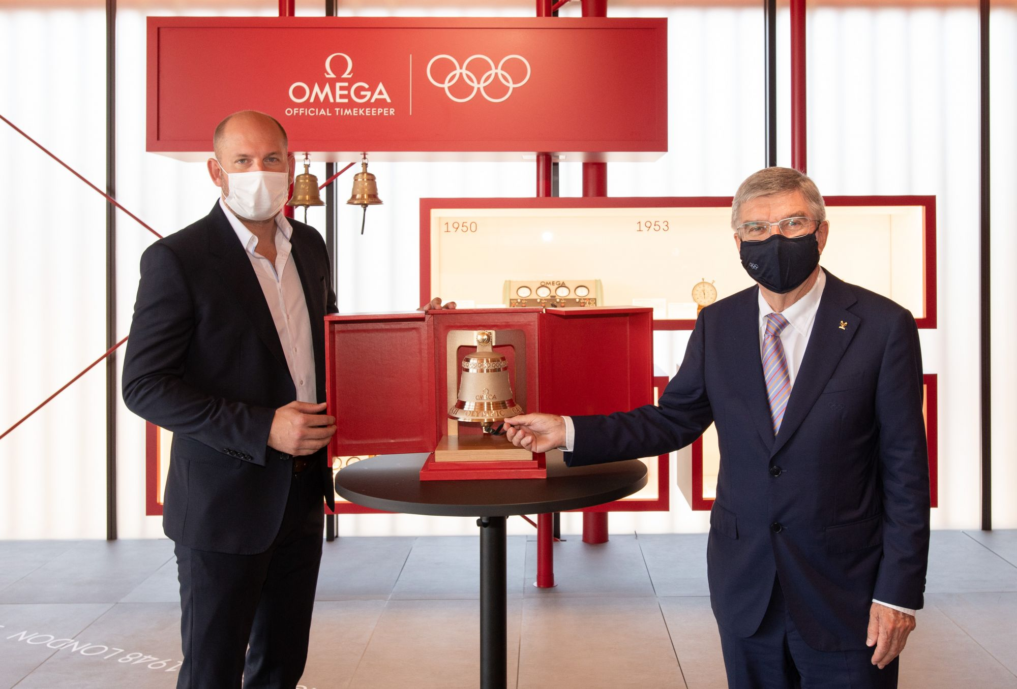 Tokyo 2020 Olympics: Omega Returns as Official Timekeeper