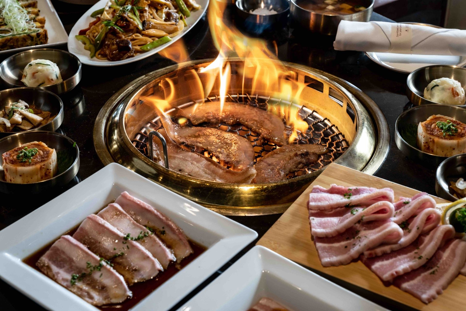 Goryeo introduces unlimited KBBQ