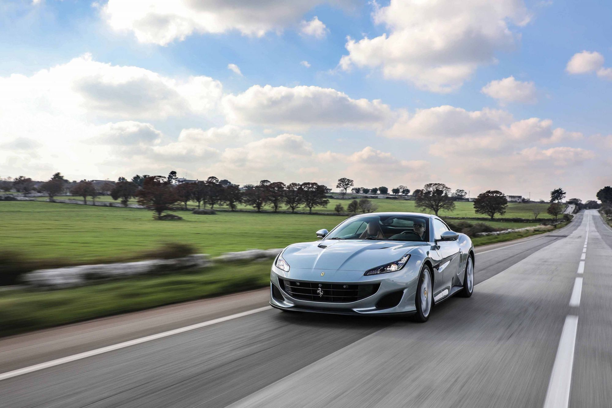 The new-found dynamism and excellent handling of the Portofino lifts one's driving experience from lukewarm to hot‑blooded Ferrari thrilling