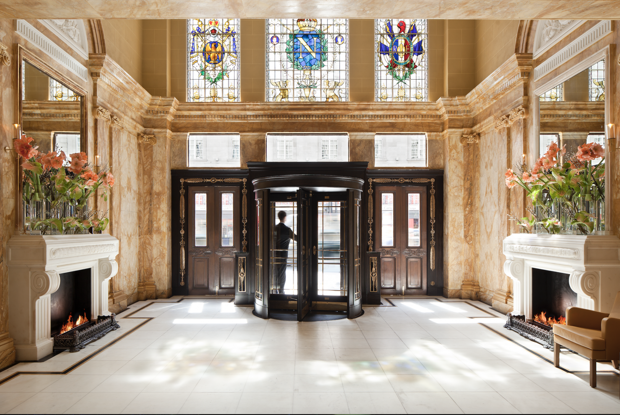 Hotel Review: Tatler Checks Into... Hotel Café Royal London