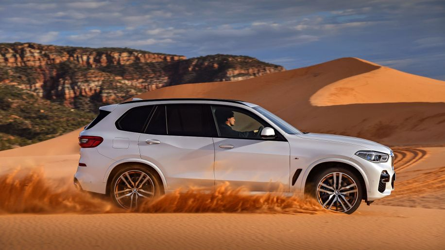 See The BMW 2019 X5—Finally Revealed Sans Camouflage