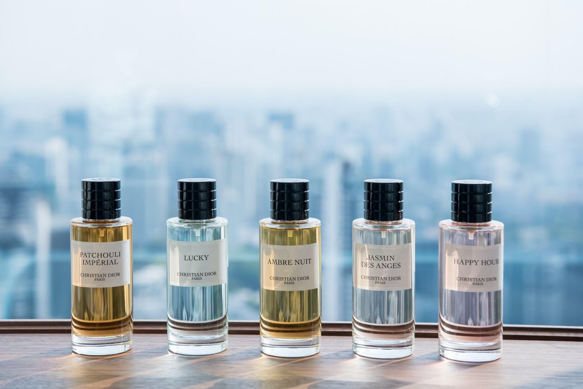 FrançoisDemachy On The World OfPerfumery And Maison Christian Dior