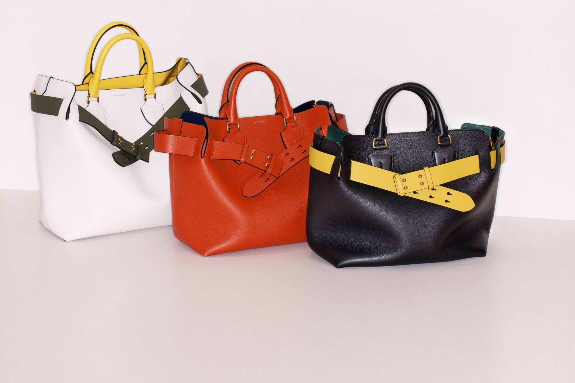 Shop Limited Edition Bags At The Burberry Conservatory