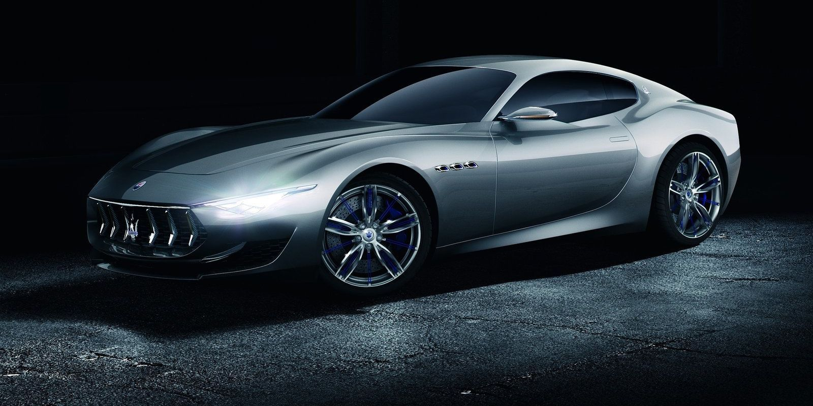 Maserati To Electrify Alfieri And Launch New EV Sub-brand