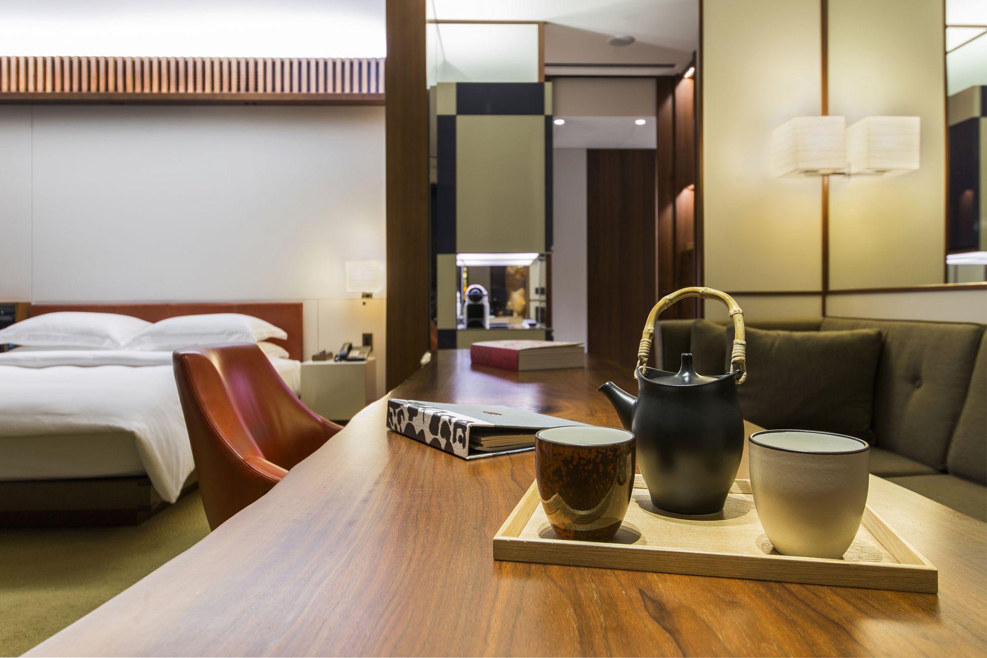 Hotel Review: Tatler Checks Into... Andaz Tokyo Toranomon Hills