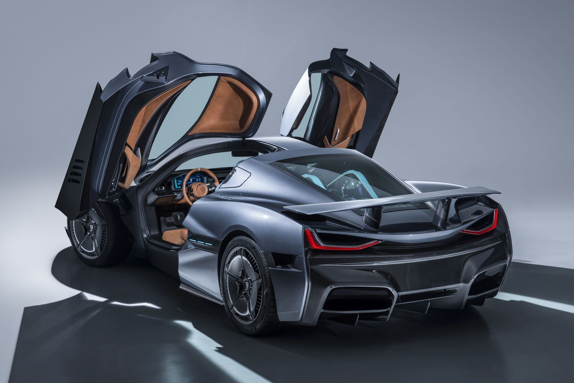 What's In Store Now That Porsche Has A Stake In Rimac
