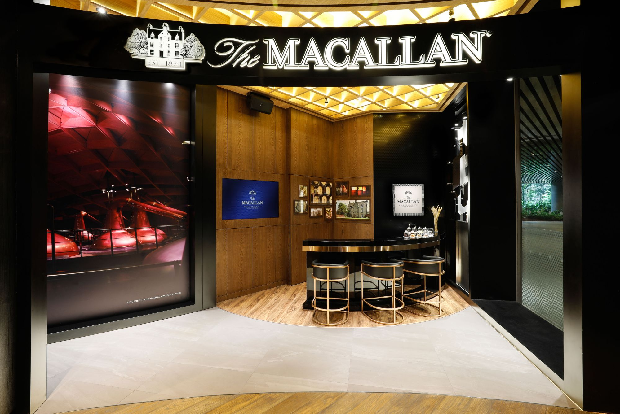 Discover Your Palate For Fine Whiskies At The Macallan Boutique @ 1855