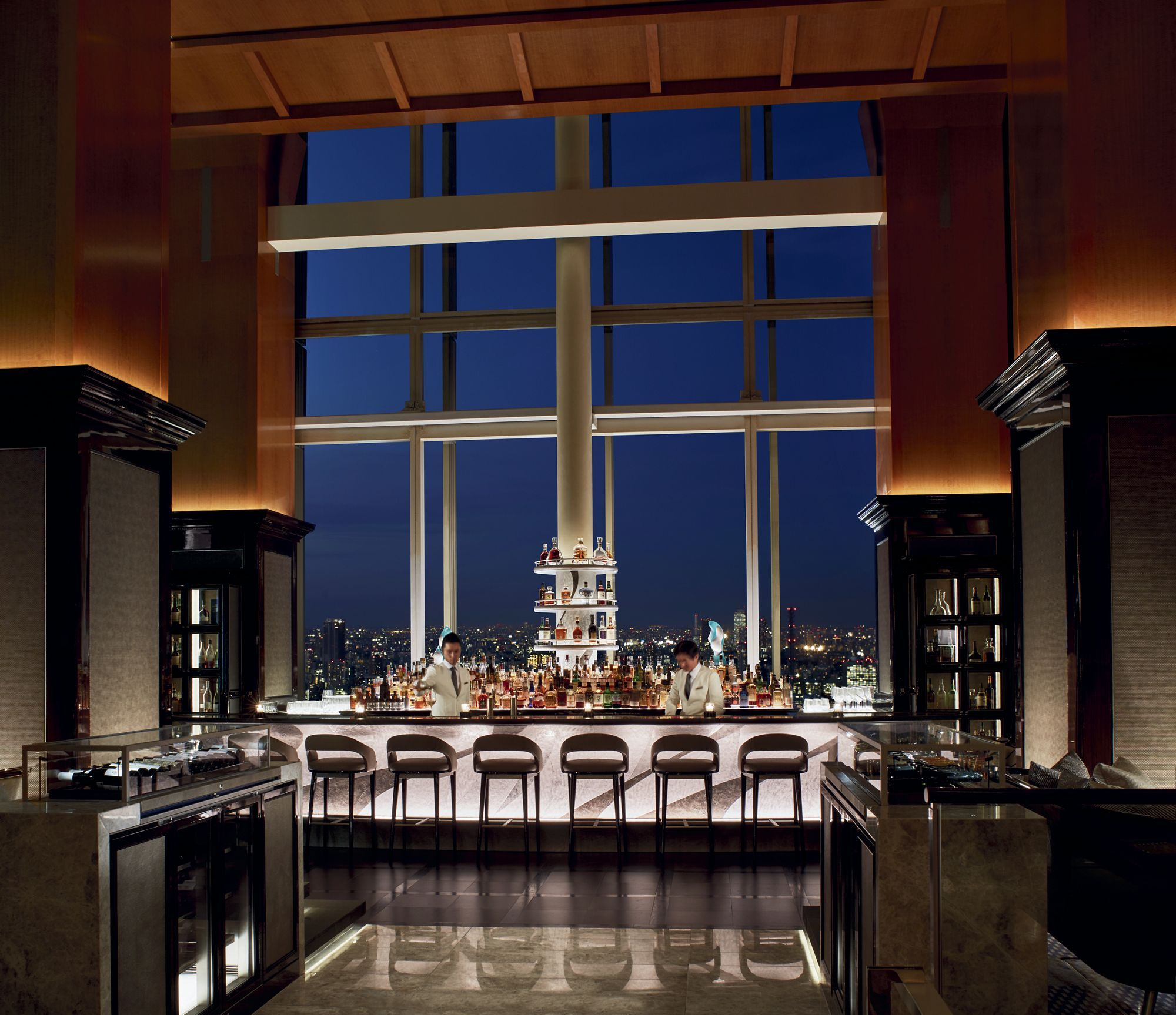Hotel Review: Tatler Checks Into... The Ritz-Carlton, Tokyo