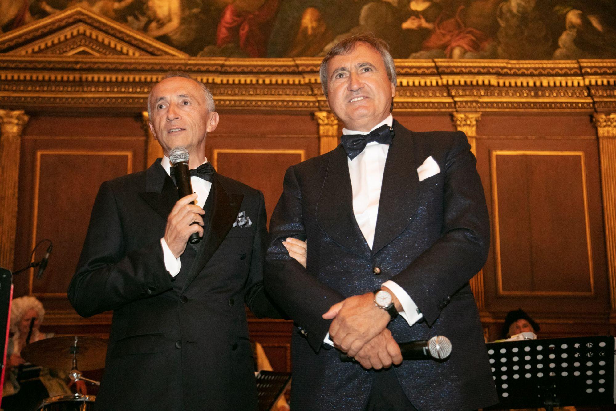 Alberto Galassi, Luigi Brugnaro