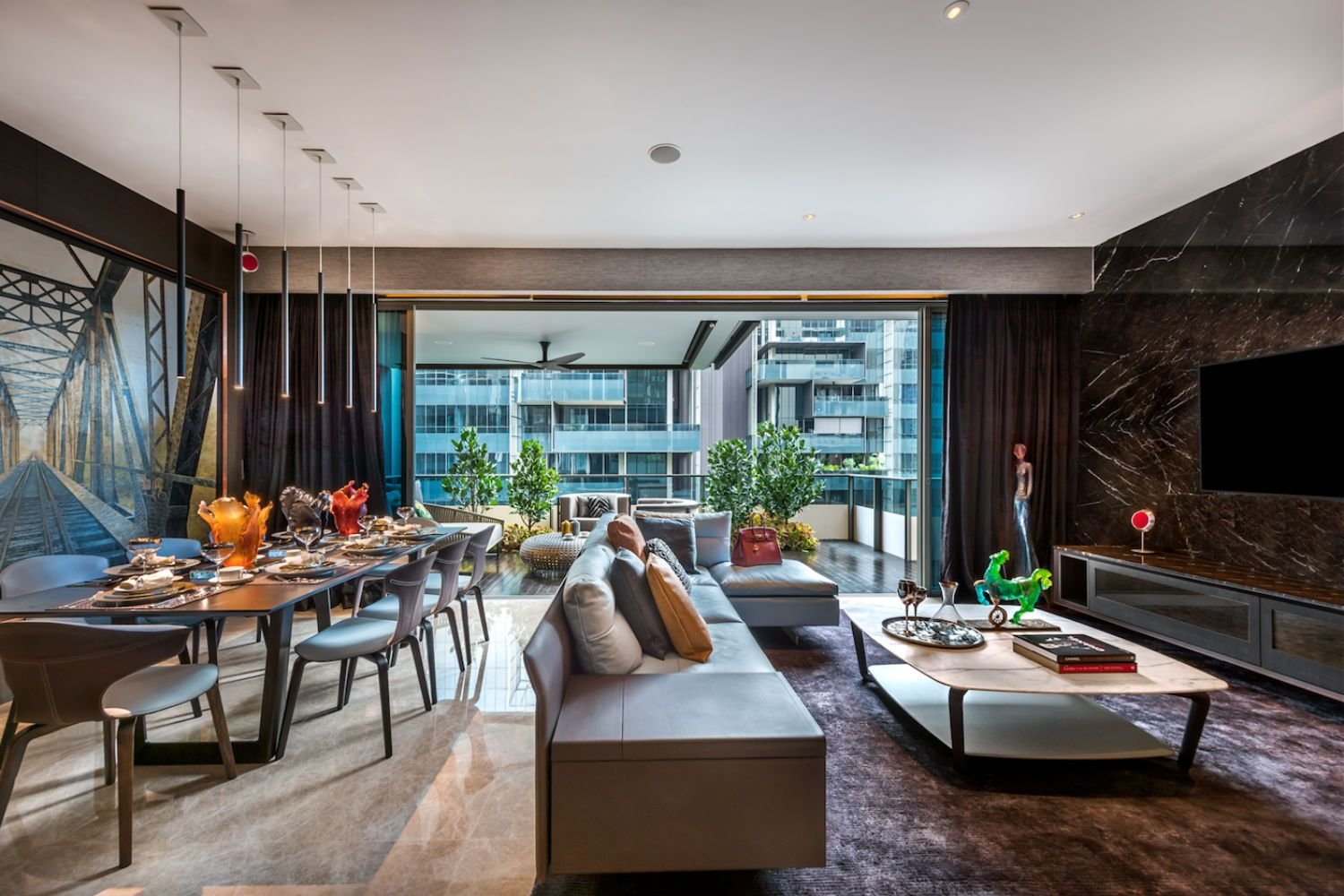 The Designers Behind Singapore's Award-Winning Penthouses