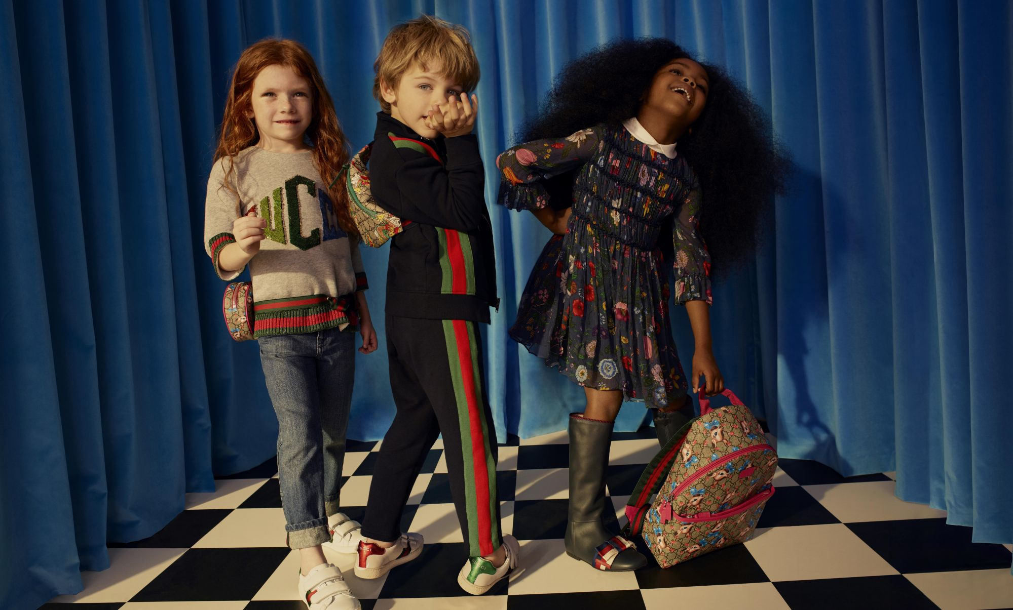Shop Gucci For Your Tatlings At Net-A-Porter