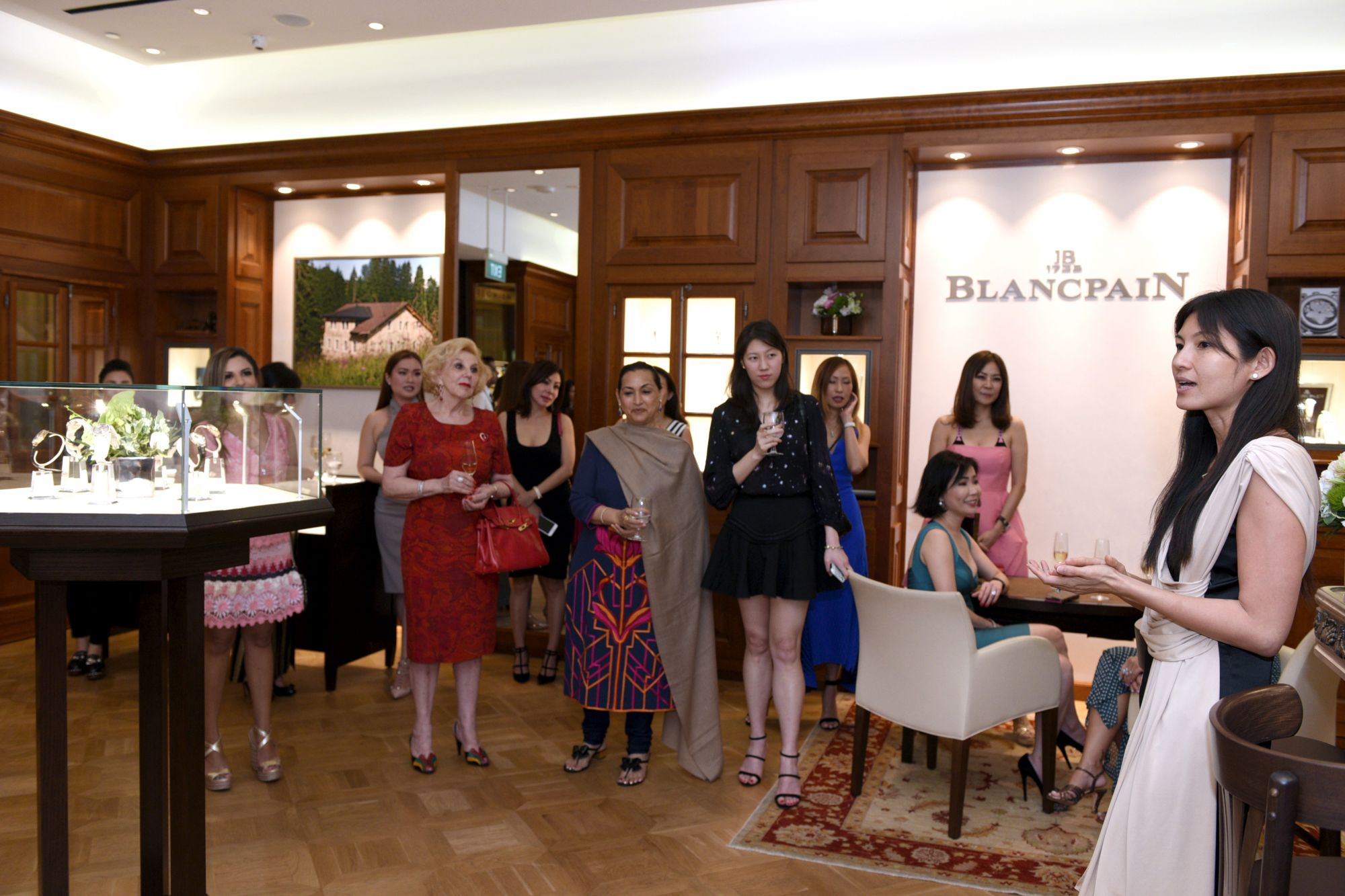Blancpain Ladies' Watch Appreciation Session