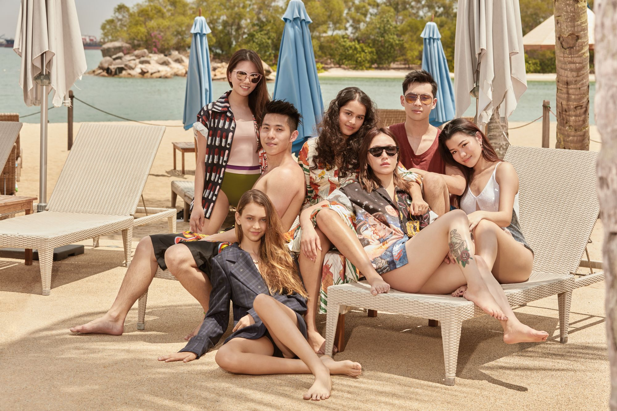 Watch: Society Kids Rock The Latest Summer Trends