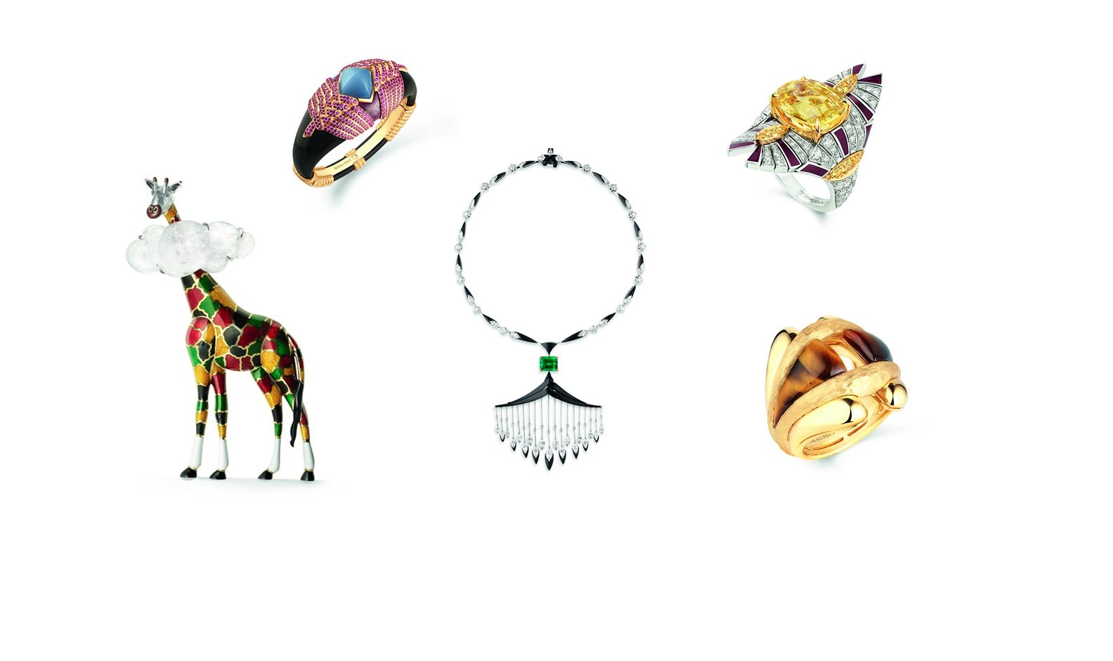 Next Stop For Chaumet: Africa