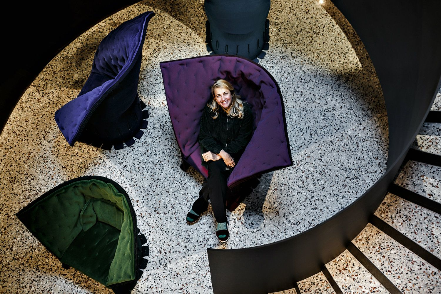 Why Famed Architect Patricia Urquiola Designs With A Social Focus