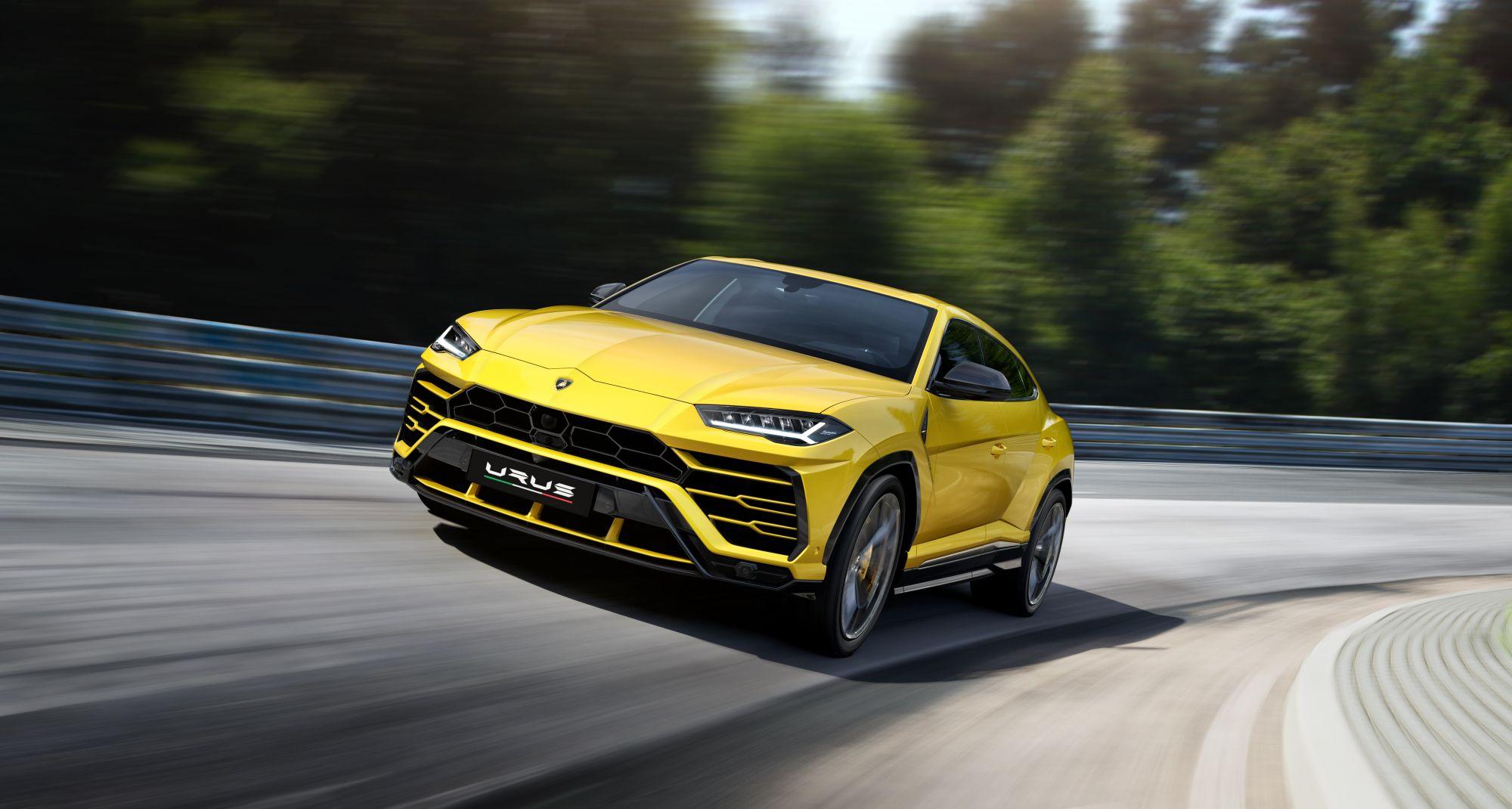 Lamborghini Embraces Hybrid Technology Across The Board