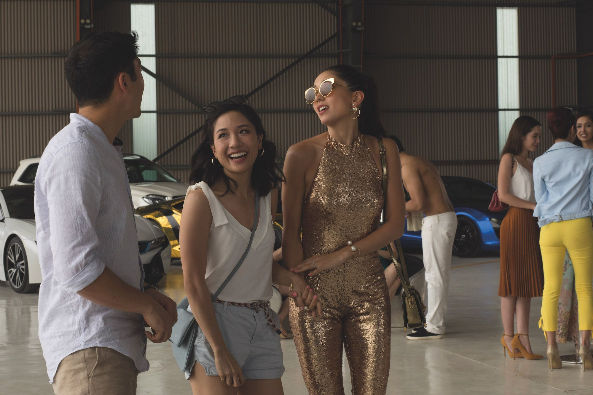 The Show-Stopping Jewellery Necessary For The Crazy Rich Asians Film