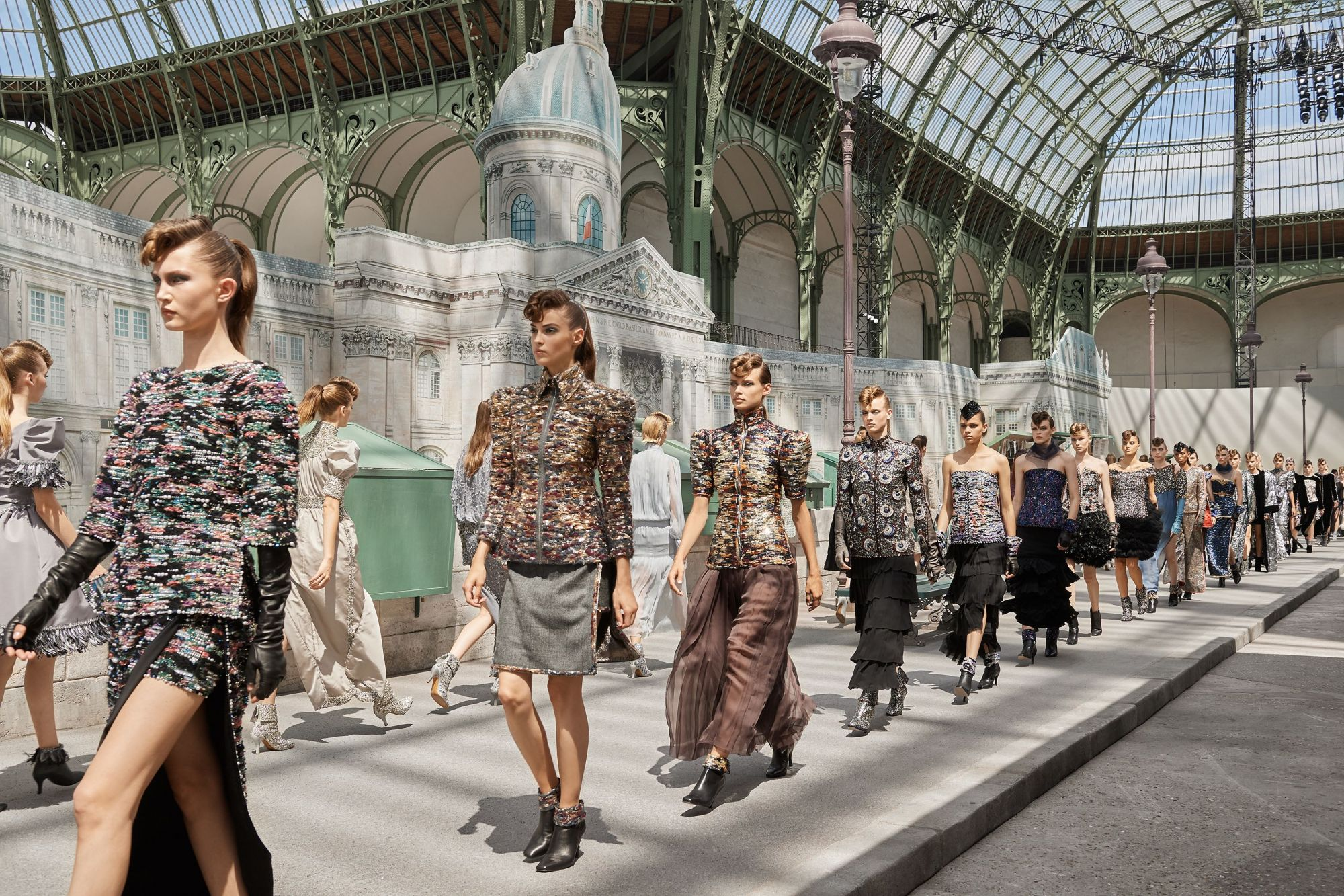 What I Experienced At My First Chanel Haute Couture Show