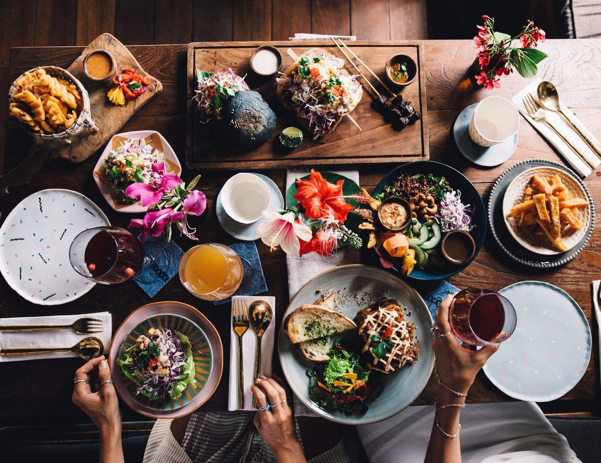 7 Healthy Eating Spots To Visit In Bali
