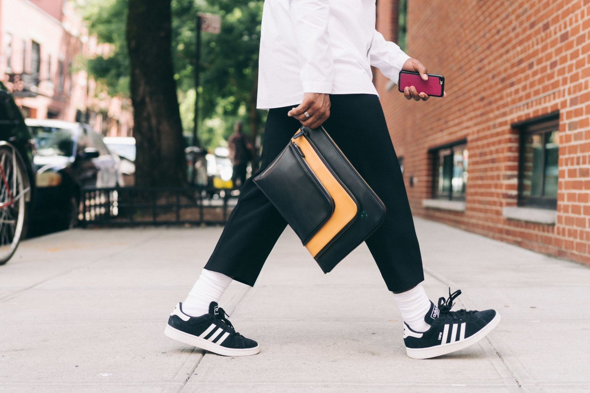 5 Sports-Luxe Men's Essentials For Summer