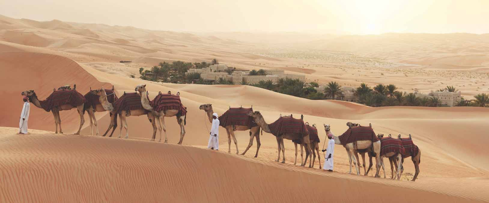Tatler Itinerary: What To Do In Abu Dhabi