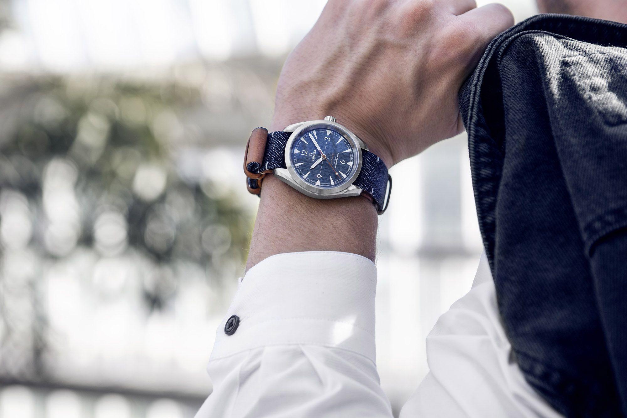 7 Ocean-Hued Timepieces To Wear This Season