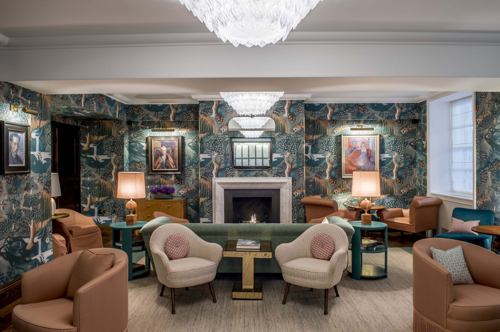 Hotel Review: Tatler Checks Into... The Bloomsbury Hotel London