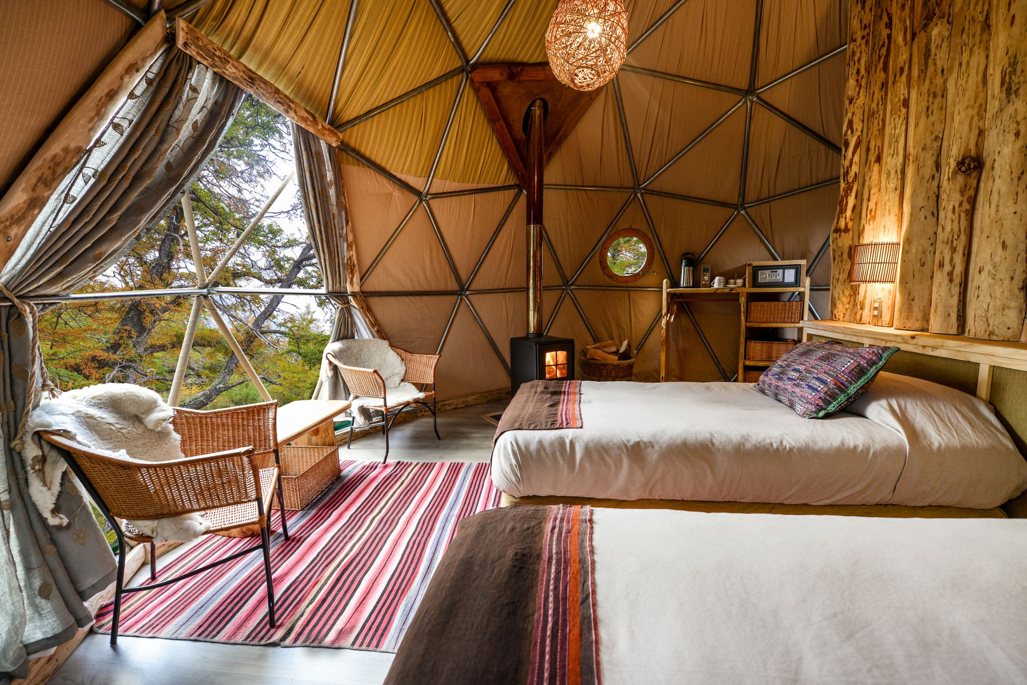 The Tatler 10: Luxury Glamping Sites Around the World