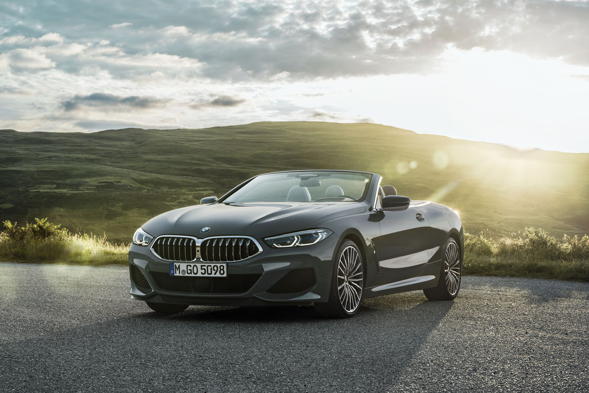 This New BMW 8 Series Convertible Will Hit The Roads In 2019
