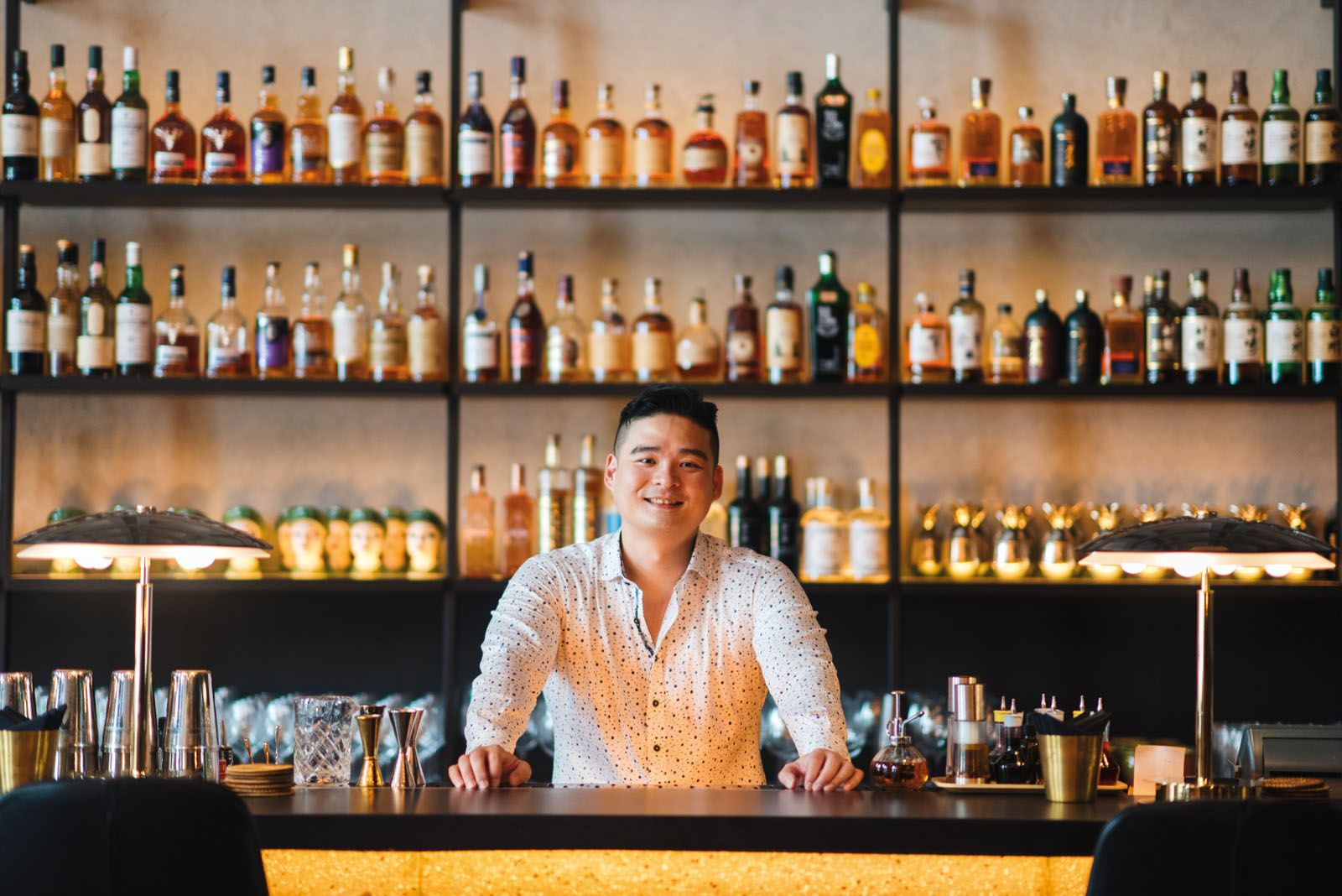 5 Minutes With... Arron Goh of The Inside Access