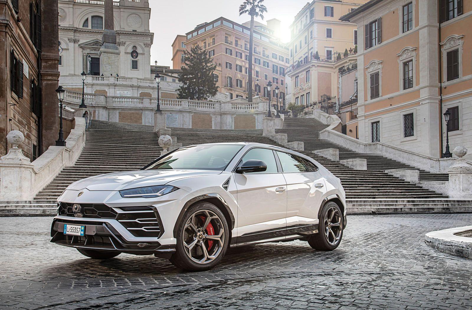 Is The Lamborghini Urus The Fastest SUV?