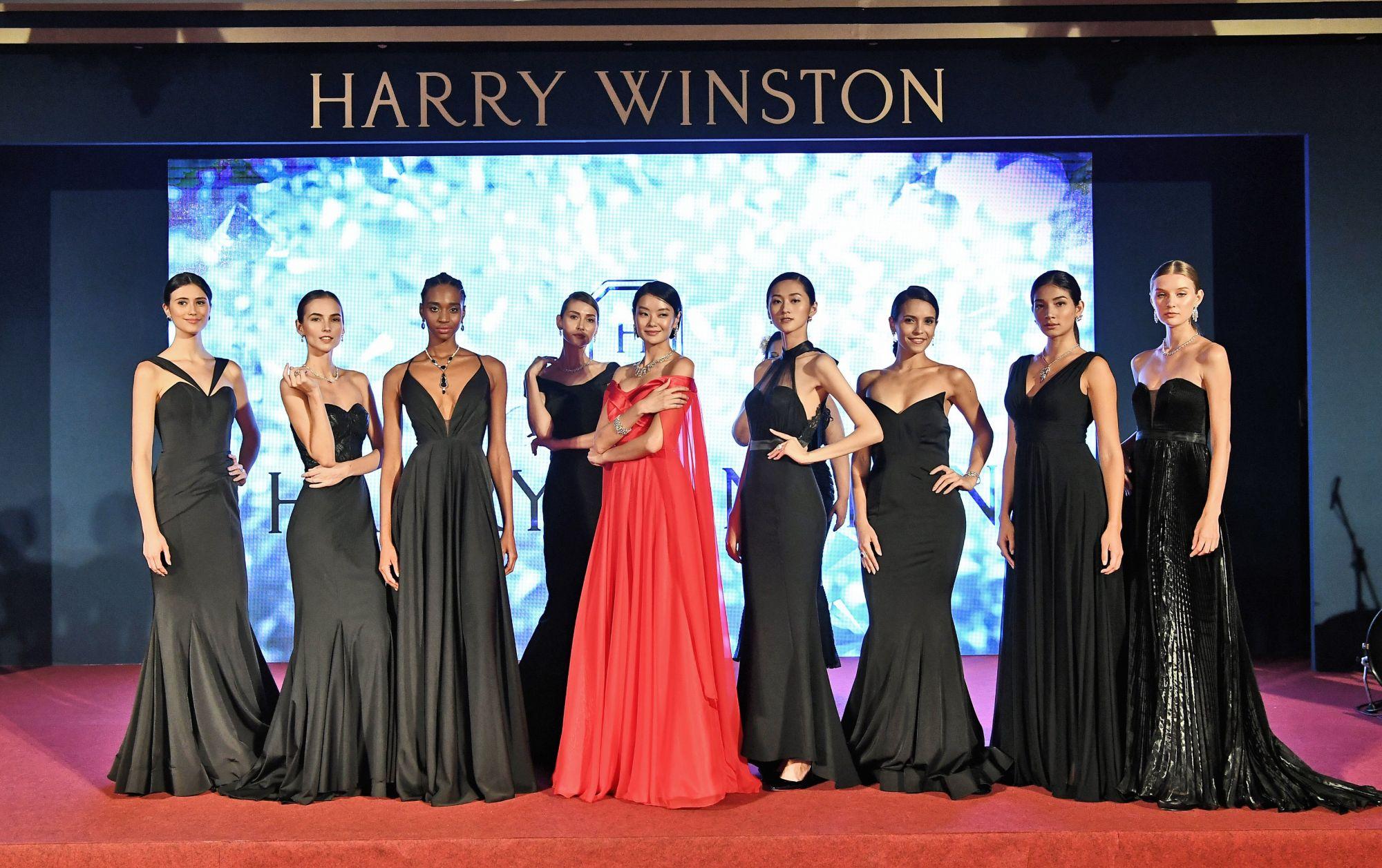Harry Winston Salon Re-Opening Gala Dinner