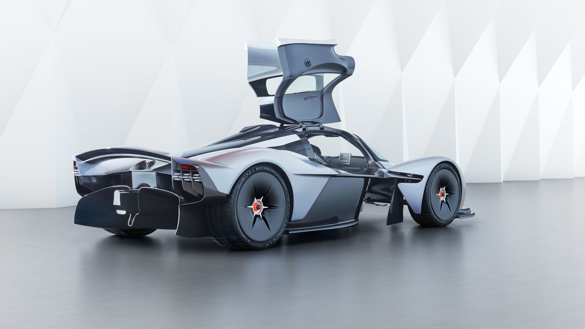 Listen To The Roar Of The Aston Martin Valkyrie